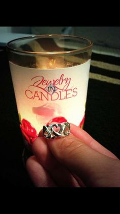The perfect gift! Jewelry in candles!   https://www.jewelryincandles.com/store/sabbagh-candles