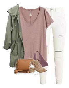 """""""Boy oh boy."""" by amberfmillard-1 ❤ liked on Polyvore featuring H&M, Tory Burch, Kendra Scott and Kate Spade"""