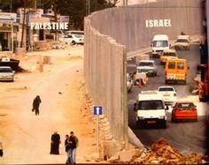 Kesedihan Disebalik Tembok Pemisah Israel-Palestin