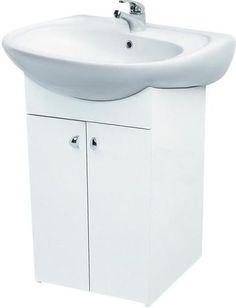Skříňka pod umyvadlo bianco Cersanit - 0