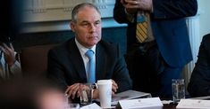 #MONSTASQUADD Scott Pruitt, E.P.A. Chief, Rented Residence From Wife of Energy Lobbyist