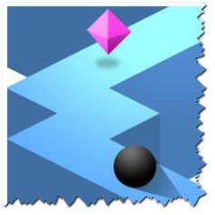 Download ZigZag V1.22:  ZigZag by Ketchapp is one of those games which keeps things simple and then you end up being hooked. All you have to do is tap away to change the direction of the ball and avoid falling off the platform. The hard part is that the ball moves continuously; you just decide in which...  #Apps #androidMarket #phone #phoneapps #freeappdownload #freegamesdownload #androidgames #gamesdownlaod   #GooglePlay  #SmartphoneApps   #Ketchapp  #Arcade - From : http