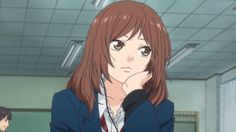 Uploaded by miyukimiyu. Find images and videos about girl, anime and ao haru ride on We Heart It - the app to get lost in what you love. Futaba Y Kou, Futaba Yoshioka, Angel Aesthetic, Aesthetic Anime, Tanaka Kou, Miraculous, Amethyst Steven Universe, Ao Haru, Blue Springs Ride