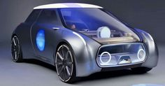 If future MINI Cooper cars look like this, prepare to see a lot of them on the roads.