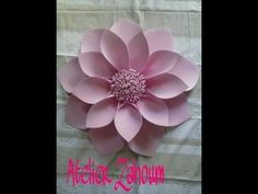 This video shows how to make an Anyone Can Craft flower design called Ariana. Download the petal design set number 2 from my website or my Facebook page and ...