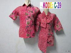 ini adalah salah satu produk kami. baju batik sepasang yang dapat dijadikan rekomendasi untuk busana kantor anda. dengan warna yang merah muda yang kalem dan sangat nyaman dipakai. dengan kwalitas bahan yang sangat baik
