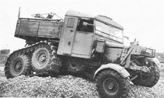 Transporter, Commercial Vehicle, Dieselpunk, World War Two, Exotic Cars, Military Vehicles, Offroad, Ww2, Tractors