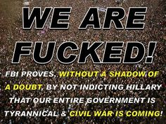 We are falling into their trap.... that is exactly what they want, to impose martial law and ultimately NWO...wake up sheep