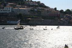 Já fui barco ... já fui remo! ... // Regata de barcos rabelo na foz do rio Douro (Porto e Vila Nova de Gaia). 2008 junho // Fto Olh 01 068 já fui barco... já fui remo! ... 20080827 2132