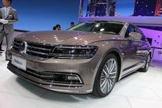 Photos Salon Pékin 2016 : Volkswagen Phideon