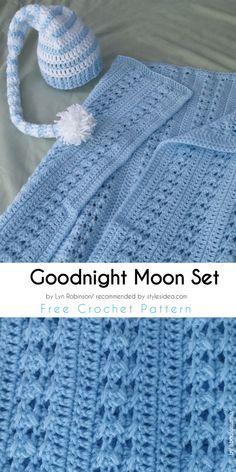 Little Miss Sunshine Baby Blanket Free Crochet Pattern #crochet #forchildren #babyblabket