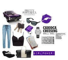 """Girl Power"" by lmwoellert on Polyvore featuring A.L.C., StyleRocks, Maui Jim, Rebecca Minkoff, Skechers and Chopard"
