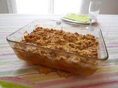Crumble aux abricots : Recette de Crumble aux abricots - Marmiton