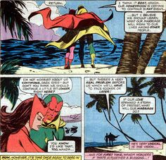 The way their capes overlap thoAlso how they switch sides depending on the view :/Avengers 139