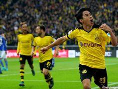 Shinji Kagawa - Borussia Dortmund - MF - #23 #SCFBVB #Bundesliga #Soccer #Football #Kagawa