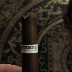 Now smoking #romacraft #intemperance #stix #stixcigars #cigars #cigar #smoke #cigarlounge #cigarshop #cigarbar #cigarstore #botl #botlnjchapter #botlnychapter #sotl #cigarsnob #cigaraficionado #cigaroftheday #longash by stixcigars