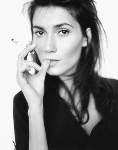 Emmanuelle Alt by Na