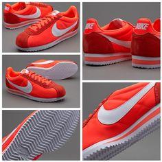 Nike Sportswear Womens Classic Cortez Nylon
