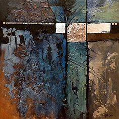 CAROL NELSON FINE ART BLOG - Celebration of Blue