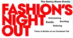 Fashion's Night Out Chatham Sept. Fashion Night, Night Out, Entertaining, Funny
