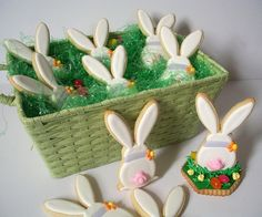 Basket o' Bunnies