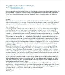 image result for template for letter of recommendation for