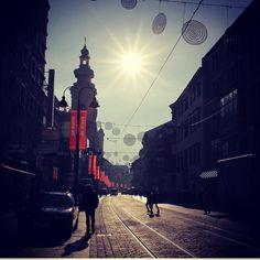 #sunny #linz #austria #sun #linzpictures #lnz #christmas #weihnachten