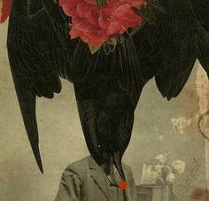 The Raven by Emmanue
