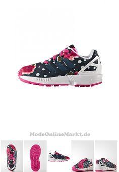 04056567522369   #adidas #Originals #ZX #FLUX #Sneaker #low #shock #pink/core #black/shock #purple #für #Mädchen