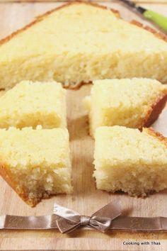 Basbousa or Sweet Semolina Cake – Egyptian/Mediterranean dessert Eggless Recipes, Eggless Baking, Cake Recipes, Dessert Recipes, Cooking Recipes, Sweet Recipes, Egyptian Desserts, Egyptian Food, Egyptian Recipes