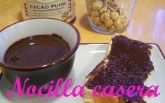 ¡Qué rico! Cómo hacer una crema de chocolate y avellanas casera.