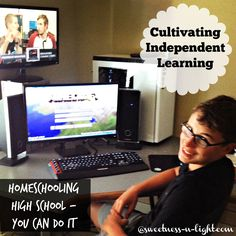 Cultivating Independence in Your Teens - Learn more in my new Homeschooling High School eBook!