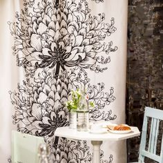 Linen Curtains, Curtain Fabric, Linen Fabric, Contemporary Fabric, White P, Fabric Online, Home Accessories, Fabrics, Patterns