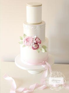 The Designer Cake Company | Wedding Cakes