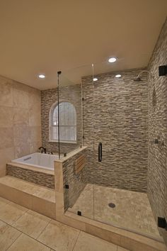 Shower niche, modern shower, bathroom wall, master bathroom, master bath re Master Bathroom Shower, Bathroom Layout, Bathroom Interior Design, Small Bathroom, Bathroom Ideas, Bathroom Organization, Master Bathrooms, Minimal Bathroom, Shiplap Bathroom