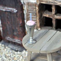 Malt, Color Choices  #miniature #fairy #garden
