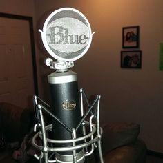 #bluemicrophone #babybottle #bluemic #microphone by thisispoeticwarfare Blue Microphones, Baby Bottles