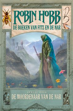 19/53 De Boeken van Fitz en de Nar 1: De Moordenaar van de Nar Na 10 jaar een nieuw boek van Robin Hobb. Hoewel mijn boekensmaak inmiddels wel veranderd is, vind ik het nog steeds wel lekker om me te verliezen in een dik fantasyboek. Ik zie alweer uit naar deel 2.