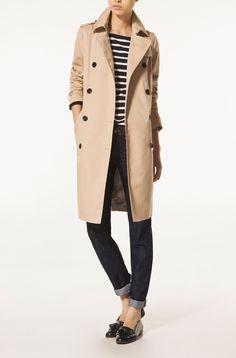 TRENCH COAT - Coats - WOMEN - Russia