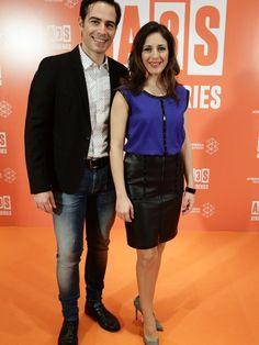 Alejandro Tous y Ruth Nuñez, siempre juntos