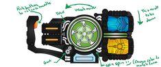 Frame Driver by on DeviantArt Kamen Rider Belt, Kamen Rider Kabuto, Kamen Rider Ooo, Kamen Rider Series, Supergirl And Flash, Box Art, Power Rangers, Hero, Deviantart