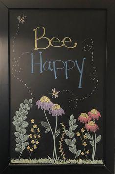 Chalkboard Art Kitchen, Summer Chalkboard Art, Chalkboard Doodles, Chalkboard Art Quotes, Blackboard Art, Chalkboard Writing, Chalkboard Decor, Chalkboard Drawings, Chalkboard Lettering