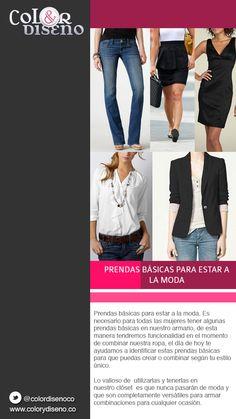Prendas básicas necesarias para tu clóset Capri Pants, Outfits, Fashion, Staple Pieces, Clothing, Fashion Trends, Closets, Women, Moda