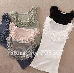 Sleeves Designs For Dresses, Sleeve Designs, Diy Clothing, Sewing Clothes, Lace Vest, Diy Fashion, Fashion Trends, Diy Shirt, Lovely Dresses