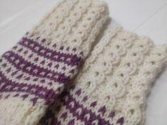 Fingerless Gloves, Arm Warmers, Knitting, Crochet, Winter, Diy, Knitting Socks, Fingerless Mitts, Winter Time