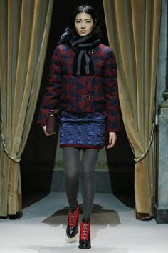 FAY Ready To Wear Fall Winter 2014 Milan - NOWFASHION