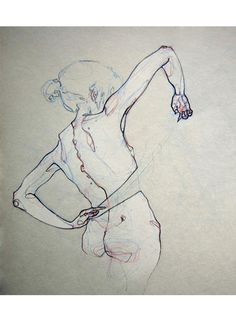 Adara Sanchez Anguiano: v_poeske_neba — ЖЖ Human Body Drawing, Life Drawing, Painting & Drawing, Adara Sanchez Anguiano, Illustration Sketches, Figurative Art, Les Oeuvres, New Art, Illustrators