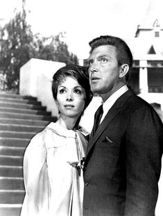 #Sixties | Robert Lansing and Dana Wynter in The Man Who Never Was, 1966