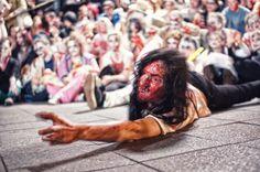 Zombiewalk by Jürgen Bürgin