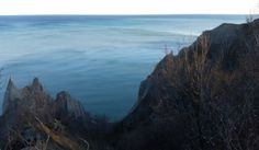 I heard we're trying to get more Ontario on EP? I took this on Saturday while exploring the Toronto area - Scarborough Bluffs - Ontario Canada [OC] [5111x2979]